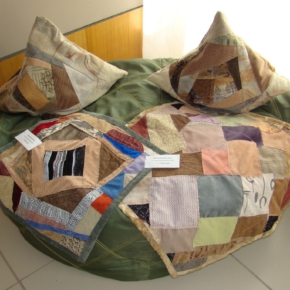 лоскутные подушки