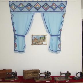 старинные швейные машины