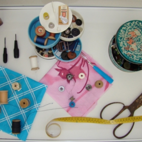инструменты для шитья