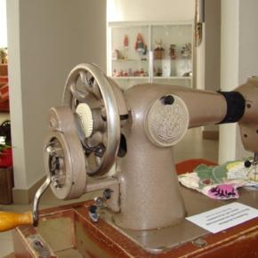 швейная машина калинина